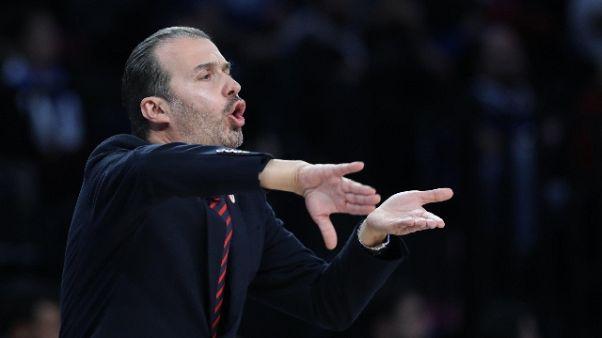 Basket: Pianigiani, alziamo l'asticella