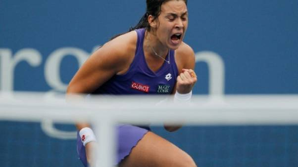Tennis: Marion Bartoli, une détermination à toute épreuve