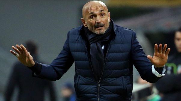 Inter: Spalletti, su Sabatini parli club