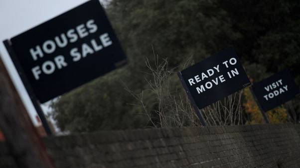 Poll - UK house prices to rise less than inflation; London's to fall