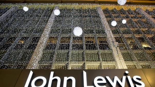 Snow chills John Lewis sales ahead of Christmas