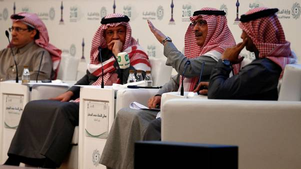 Saudi finance minister says drawdown of foreign assets to slow further