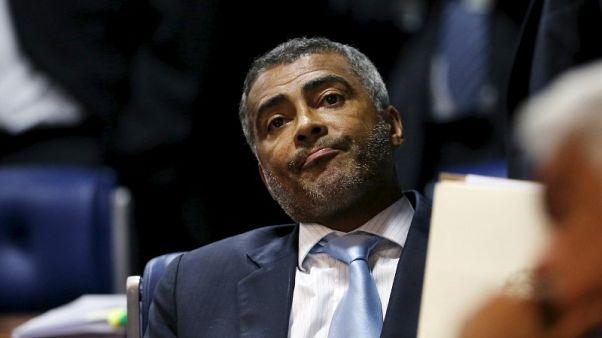 Romario to run for CBF chief to clean up Brazilian soccer