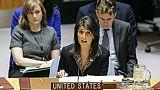 Jérusalem: l'ONU doit de nouveau voter jeudi, Washington menace