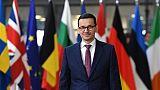 Etat de droit: la Pologne face à la menace de sanctions inédites de l'UE