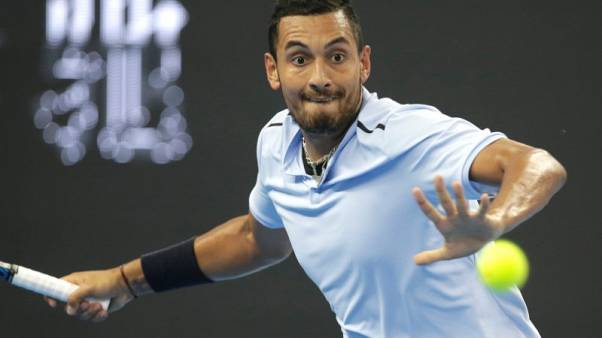 Kyrgios to stay coach-less in new season