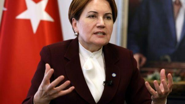 Turquie: une opposante lorgne la présidence et veut rétablir un système parlementaire