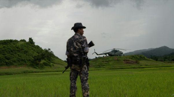 Birmanie: enquête de l'armée après la découverte d'une fosse commune