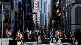Asia firms' sentiment rises to highest in almost seven years - Thomson Reuters/INSEAD