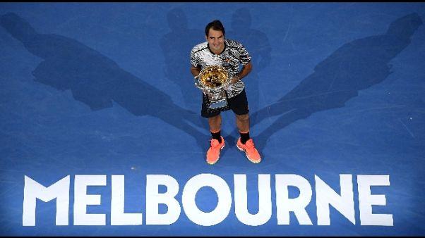 Open Australia, 9 italiani in entry-list