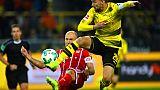 """Coupe d'Allemagne: """"Klassiker"""" Bayern-Dortmund, peur sur l'Allianz Arena"""