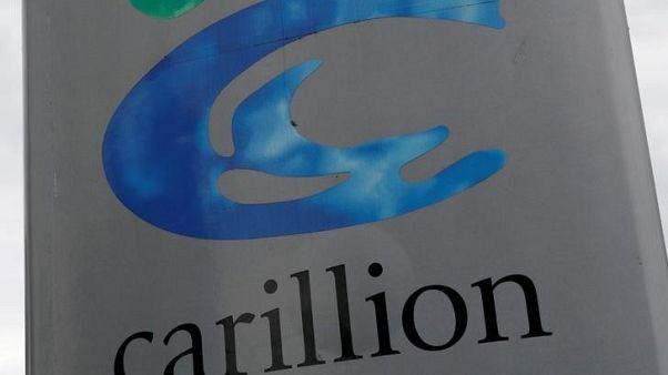 Carillion moves forward CEO Davies' start date