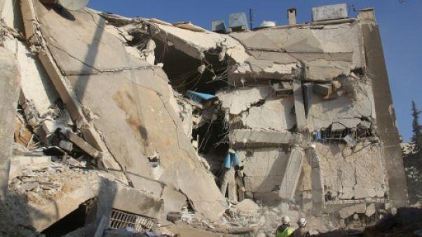 Syrie: 19 civils dont des enfants tués dans des raids nocturnes