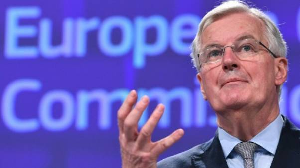 L'UE propose que la transition post-Brexit avec Londres s'achève fin 2020