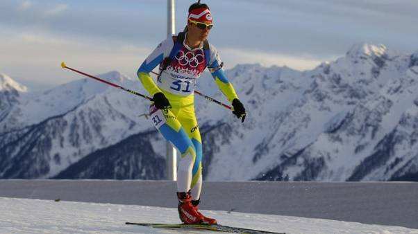 IOC sanctions Slovenian from Vancouver Games re-tests