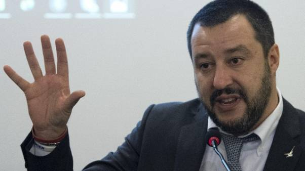 Etruria: Salvini, tutti a casa