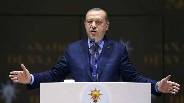 الرئيس التركي يدافع عن قائد عثماني بعدما أعاد وزير إماراتي نشر نقد له