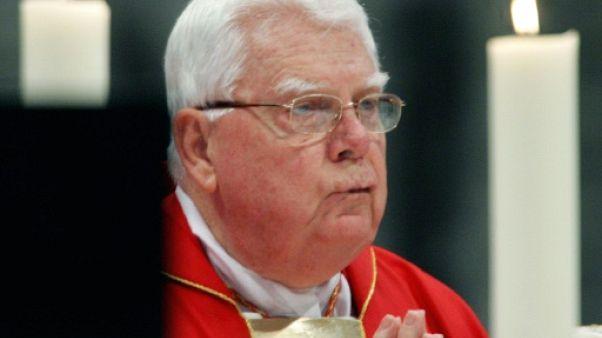Bernard Law, sommité déchue de l'Eglise américaine