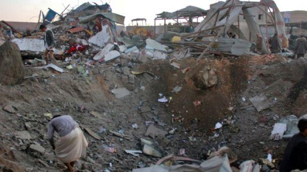 Yémen: 11 civils tués dans un raid aérien sur un fief rebelle