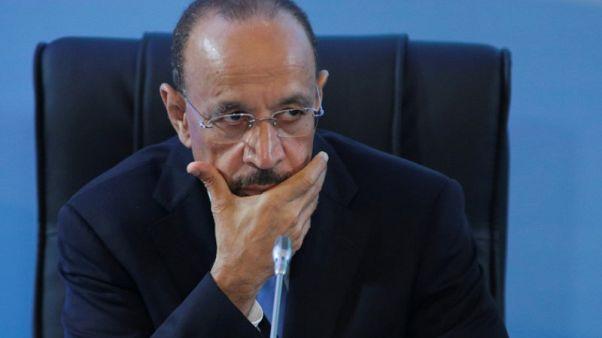 وزير الطاقة السعودي: مشروع بترورابغ 2 سيبدأ العمليات في الربع/1 من 2018