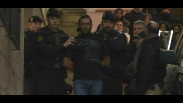 Igor trasferito in carcere di Saragozza
