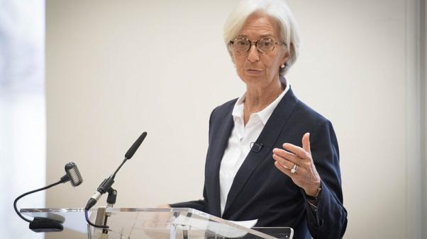 IMF's Lagarde says pre-Brexit warnings vindicated by slower UK growth