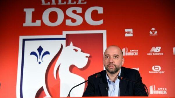 """Lopez: """"Lille est solide et soutenu par des partenaires financiers importants"""""""