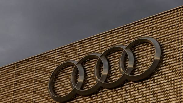 Audi recalls 330,000 cars in Germany on possible electrical problem