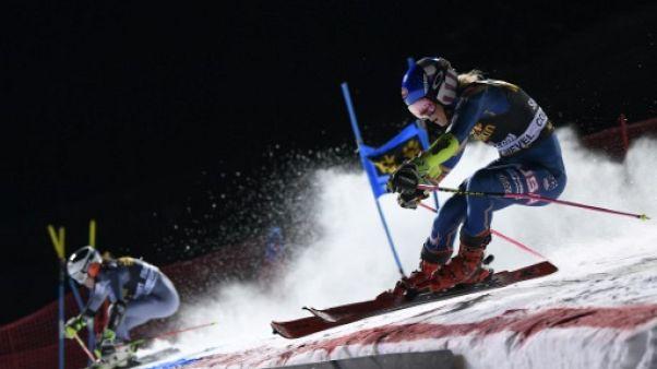 Ski: et de 35 pour Shiffrin !