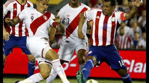 Mondiali: capitano Perù Guerrero ci sarà