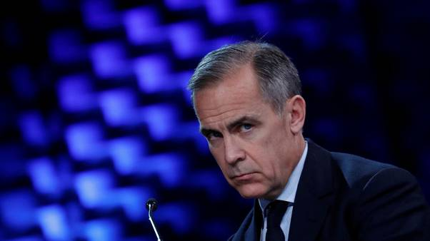 BoE's Carney thanked for ending LSE's 'Kafka-esque' CEO spat