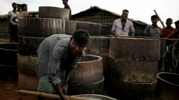 U.N. envoy urges Security Council to visit Myanmar, Bangladesh