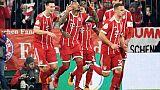 Coupe d'Allemagne: le Bayern reste maître chez lui face à Dortmund