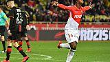Ligue 1: Monaco, à l'arrachée contre Rennes, reste dauphin du PSG