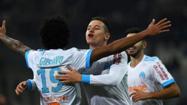 Ligue 1: Payet, Gustavo, les cadres relancent Marseille