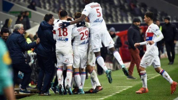 Ligue 1: Lyon bat Toulouse mais échoue à conquérir la place de dauphin du PSG