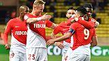 Ligue 1: la deuxième place pour Monaco