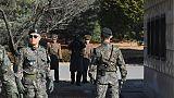 Un soldat nord-coréen gagne de nouveau le Sud par la zone démilitarisée