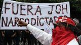 Honduras: poursuite des manifestations contre la réélection du président
