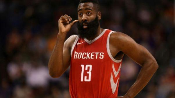 NBA: fin de série pour Houston battu par les Lakers