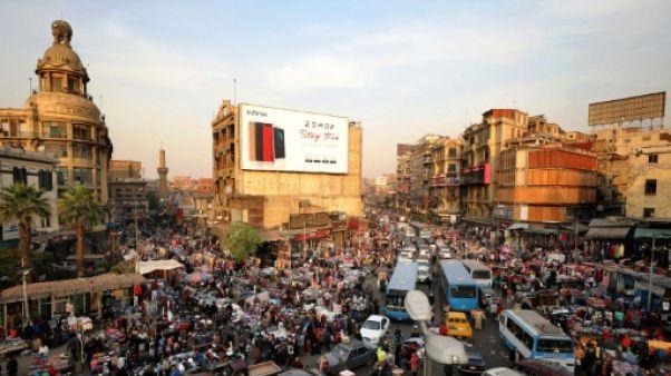 La surpopulation, plus que jamais bombe à retardement en Egypte