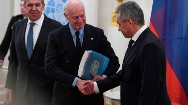 Syrie: Moscou cherche à relancer le dialogue politique à Astana