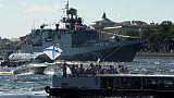 Les députés russes approuvent l'agrandissement de la base navale russe en Syrie