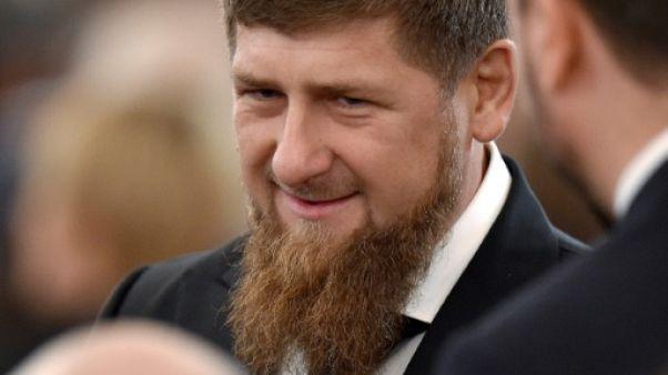 """Sanctions américaines contre Kadyrov: """"illégales et inamicales"""", selon le Kremlin"""