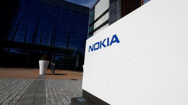 Nokia signs patent licensing deal with Huawei, shares rise