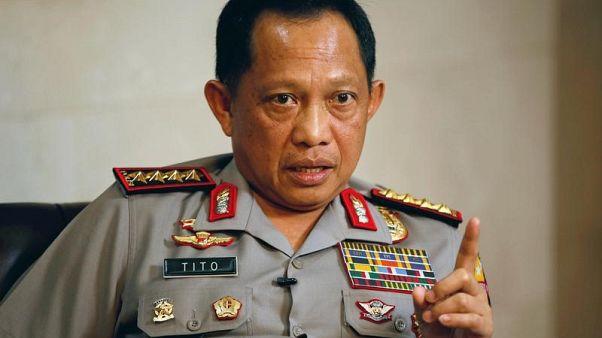 شرطة إندونيسيا تحذر المتشددين من اقتحام مؤسسات بحثا عن قبعات عيد الميلاد