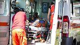Ambulanza della morte, un arresto