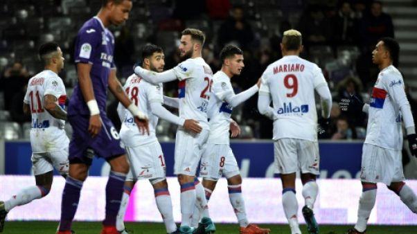 Ligue 1: Lyon est dans les temps