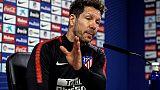 "Simeone:""Atletico tratta bene Griezmann"""