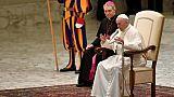 """Le pape tacle les """"traitres"""" à sa réforme de la Curie"""